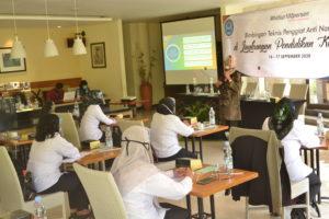 Bimbingan Teknis Penggiat Anti Narkoba di Lingkungan Pendidikan Kota Batu