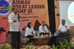 Workshop Wawasan Kebangsaan Airnav Great Leader Camp III