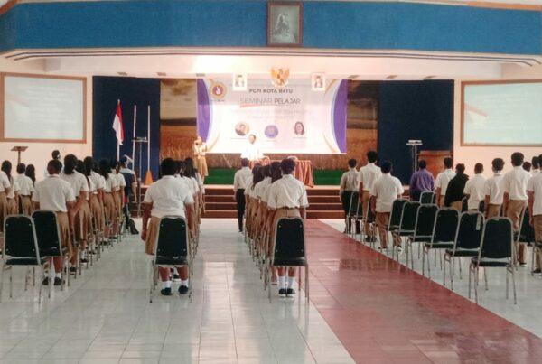 Kegiatan Sosialisasi P4GN kepada Pelajar SMP Immanuel Kota Batu