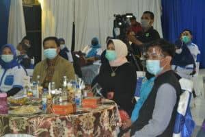 Kegiatan Kampanye Gelar Seni Anti Narkoba Menuju Hidup 100 Persen dan Pencanangan Desa Bersinar Oro-oro Ombo