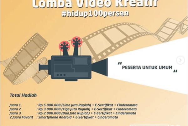 LOMBA VIDEO KREATIF
