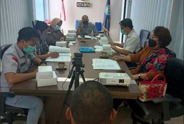 Pelaksanaan Assesment Terpadu terhadap Tersangka Penyalahgunaan Narkoba