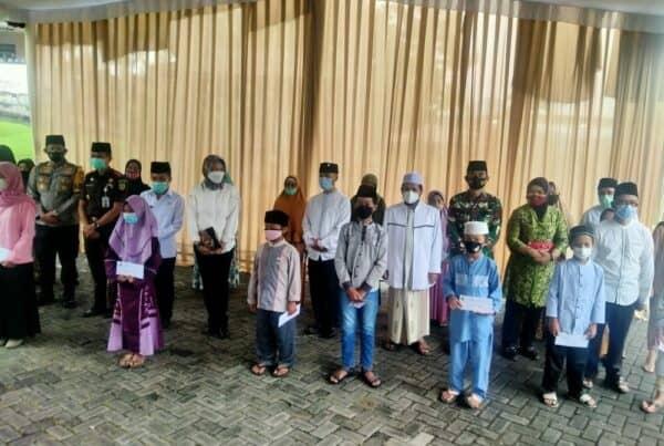 Safari Ramadan 1442 H di Kantor DPRD Kota Batu